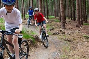 Mountainbike Fahrtechnik Kinder und Jugendliche